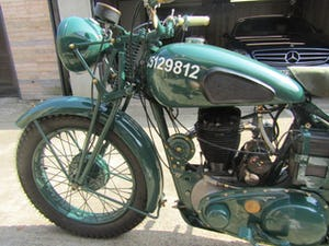 1940 BSA WM20 For Sale (picture 10 of 12)