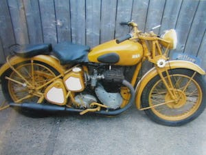 1940 BSA WM20 For Sale (picture 12 of 12)