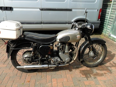 Picture of 1959 BSA B31 For Sale