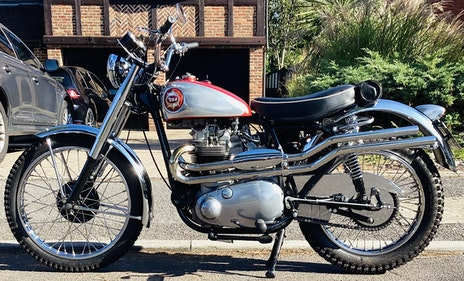 Picture of 1962 BSA A10 Spitfire replica For Sale