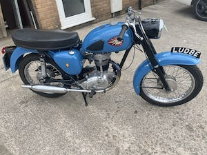 1967 BSA C15 250cc NICE BIKE For Sale (picture 5 of 6)