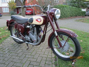 1956 BSA B31 350cc  For Sale (picture 1 of 7)
