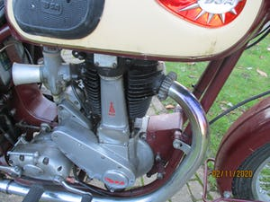 1956 BSA B31 350cc  For Sale (picture 2 of 7)