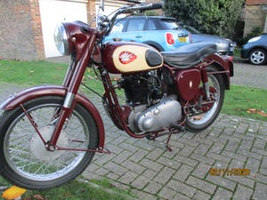 1956 BSA B31 350cc  For Sale (picture 4 of 7)