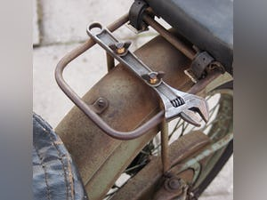 1952 BSA Bantam Early D1 Model 125cc Running Oily Rag Condition. For Sale (picture 7 of 10)