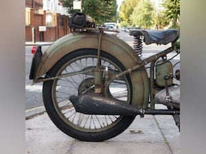 1952 BSA Bantam Early D1 Model 125cc Running Oily Rag Condition. For Sale (picture 8 of 10)