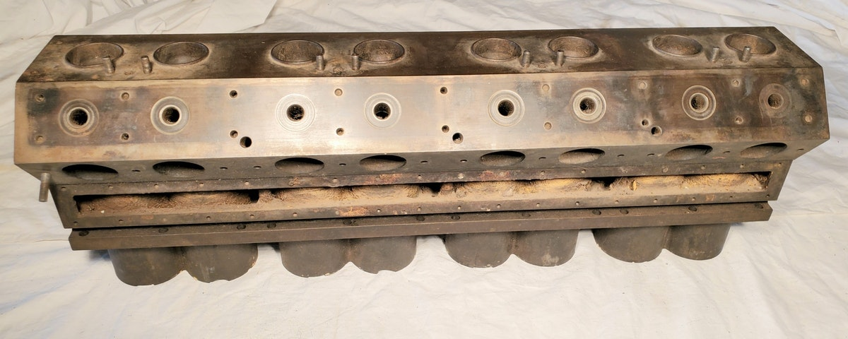 1934 Bugatti Type 57 Motor for Project - PRICE REDUCED For Sale (picture 7 of 7)
