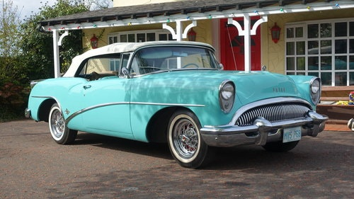 1954 Buick Skylark For Sale (picture 1 of 1)