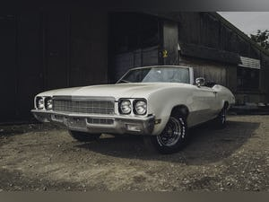 1970 Buick Skylark Convertible For Hire (picture 3 of 3)