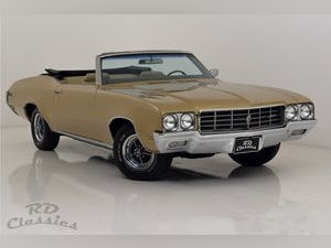 1970 Buick Skylark Convertible For Sale (picture 1 of 6)