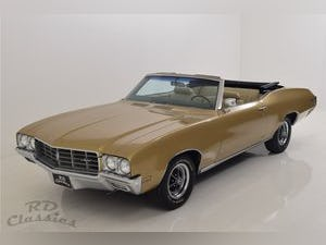 1970 Buick Skylark Convertible For Sale (picture 3 of 6)