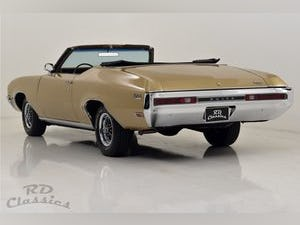 1970 Buick Skylark Convertible For Sale (picture 4 of 6)