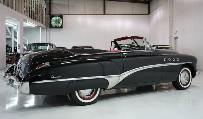 1949 Buick Roadmaster Series 70 Convertible SOLD (picture 2 of 6)