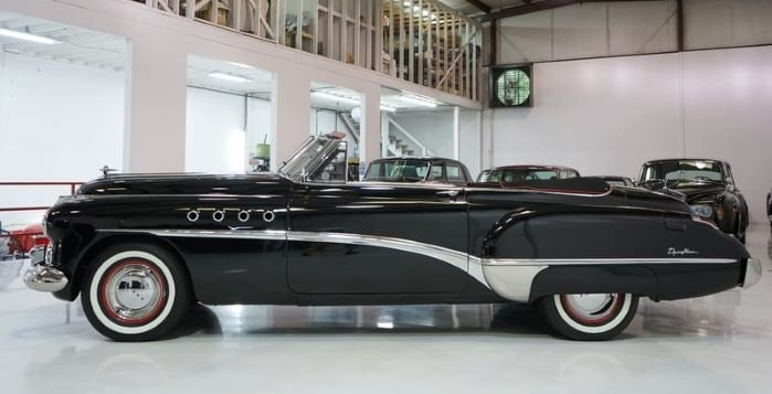 1949 Buick Roadmaster Series 70 Convertible SOLD (picture 3 of 6)