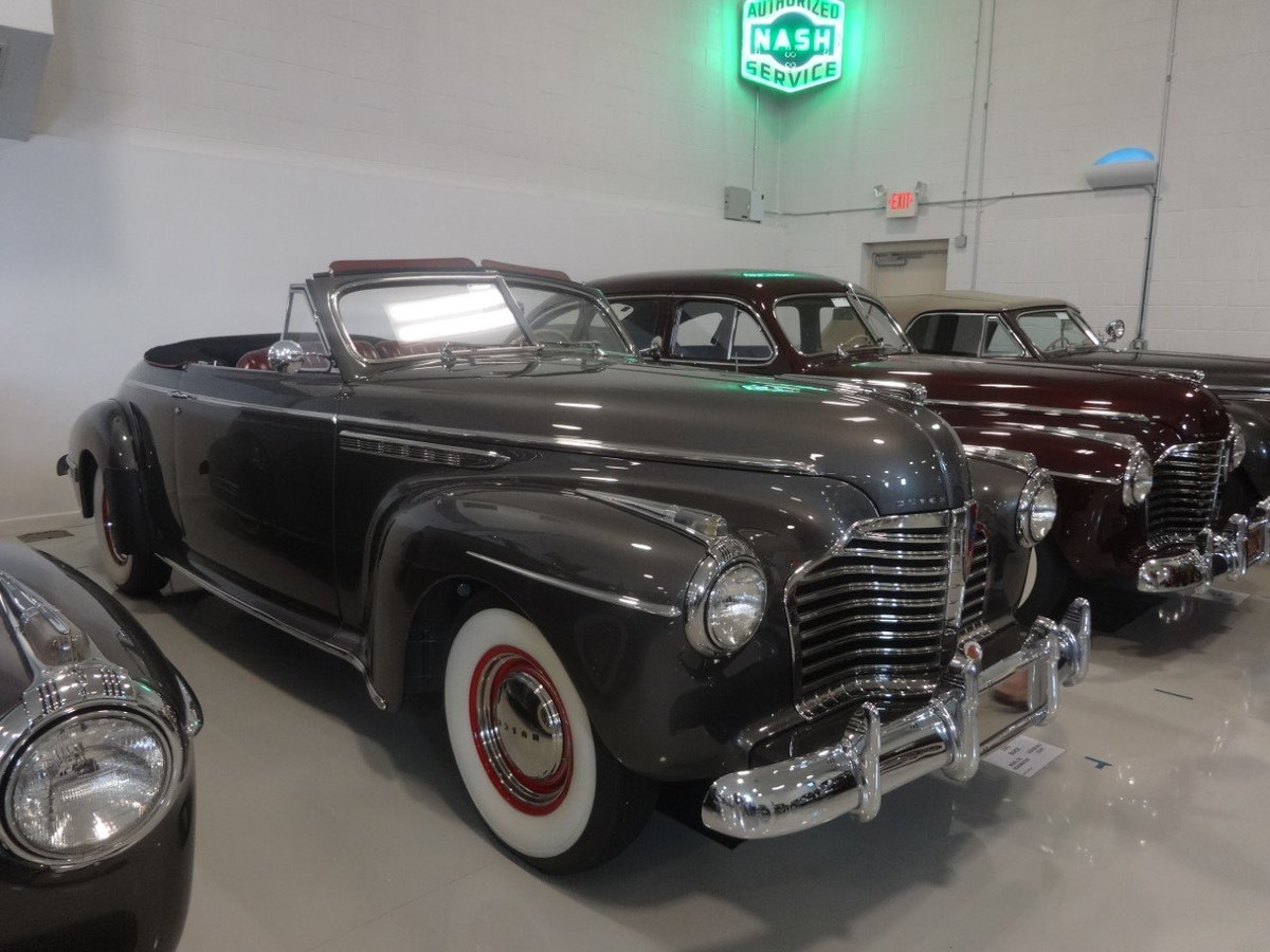 1941 Buick Roadmaster Convertible Coupe (76C) Rare For Sale (picture 4 of 6)