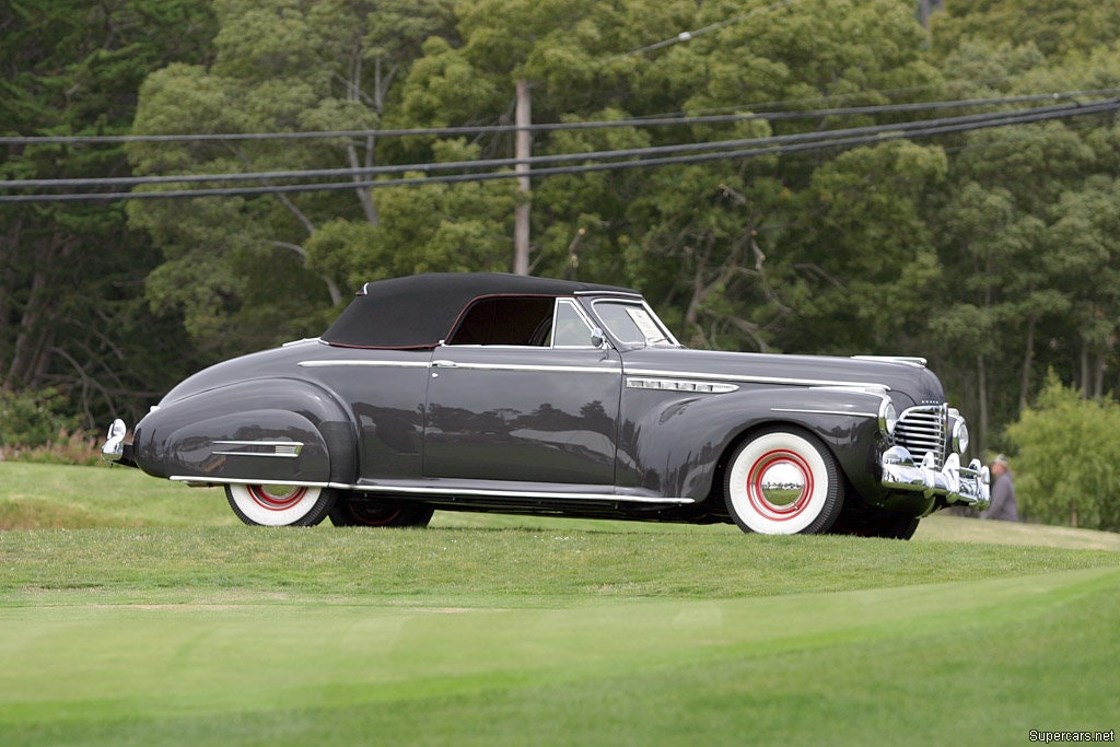 1941 Buick Roadmaster Convertible Coupe (76C) Rare For Sale (picture 5 of 6)