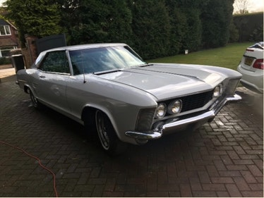 Picture of 1962 Buick Riviera coupe,very rare.and collectable For Sale