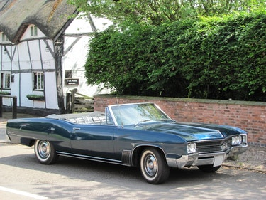 Picture of 1967 BUICK 'WILDCAT' CONVERTIBLE For Sale