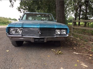 1964 Stunning Buick Skylark Coupe For Sale (picture 11 of 12)