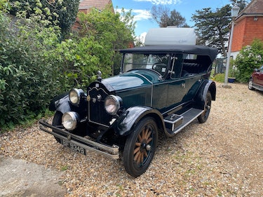 Picture of 1924 Buick Tourer For Sale by Auction