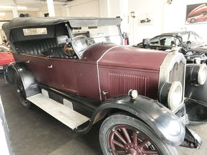 1925 BUICK 24 FOUR 35 4 DOOR 5 SEATER TOURER For Sale (picture 1 of 8)