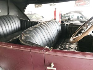 1925 BUICK 24 FOUR 35 4 DOOR 5 SEATER TOURER For Sale (picture 2 of 8)