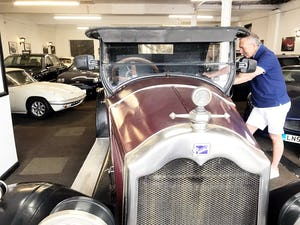 1925 BUICK 24 FOUR 35 4 DOOR 5 SEATER TOURER For Sale (picture 6 of 8)