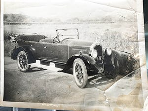1925 BUICK 24 FOUR 35 4 DOOR 5 SEATER TOURER For Sale (picture 7 of 8)