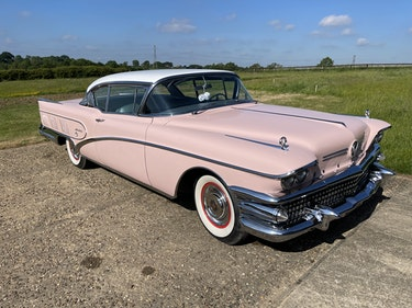Picture of 1958 Buick Limited Coupe For Sale