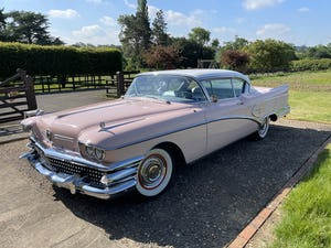 1958 Buick Limited Coupe For Sale (picture 2 of 12)