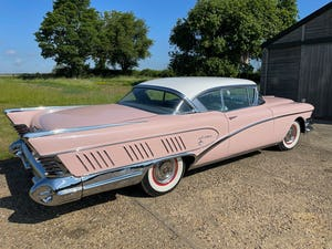 1958 Buick Limited Coupe For Sale (picture 3 of 12)