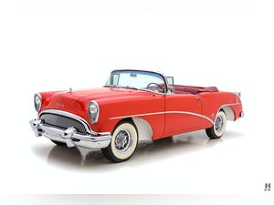 1954 BUICK SKYLARK CONVERTIBLE For Sale (picture 1 of 12)