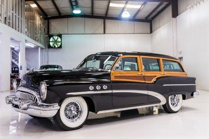 Picture of 1953 Buick Super Estate Wagon | One of only 1,830 examples For Sale