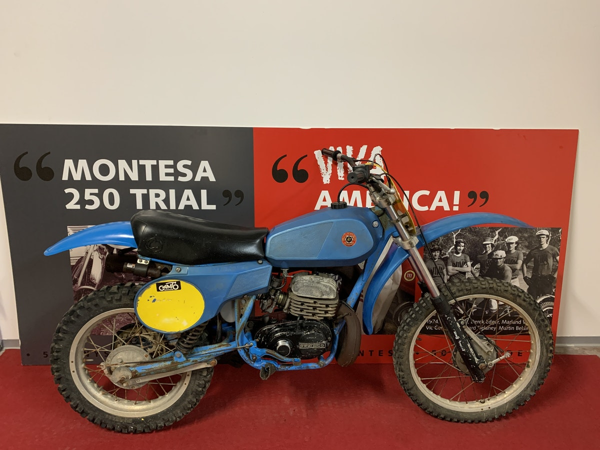1977 Bultaco pursang mk12 370 well preserved SOLD (picture 1 of 4)