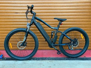 2021 E-BIKE ELECTRIC BRAND NEW MOUNTAIN BIKE IDEAL CAMPER / CARAV For Sale (picture 2 of 5)