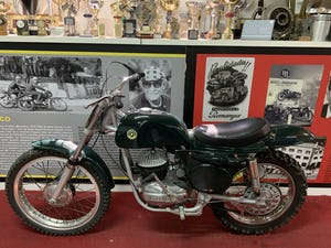 1964 Bultaco Pursang Metisse FULL RESTORED! For Sale (picture 1 of 9)