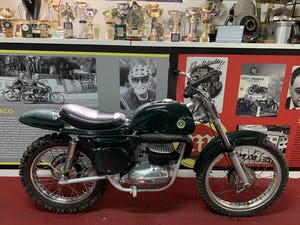 1964 Bultaco Pursang Metisse FULL RESTORED! For Sale (picture 7 of 9)