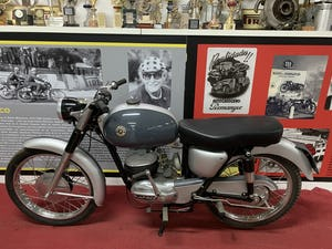 1966 Bultaco 200 FULL RESTORED For Sale (picture 4 of 8)