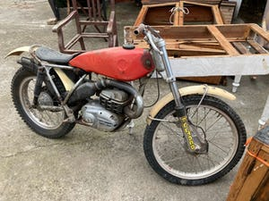 1976 Project bultaco sherpa 92 350cc For Sale (picture 1 of 8)