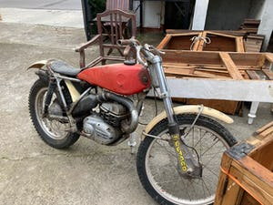 1976 Project bultaco sherpa 92 350cc For Sale (picture 3 of 8)