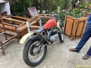 1976 Project bultaco sherpa 92 350cc For Sale (picture 6 of 8)