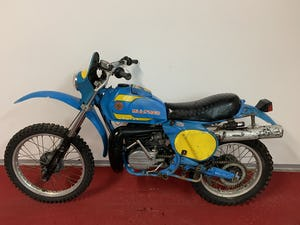 1978 Bultaco Frontera mk11 250cc well preserved!! For Sale (picture 1 of 12)