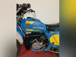 1978 Bultaco Frontera mk11 250cc well preserved!! For Sale (picture 4 of 12)
