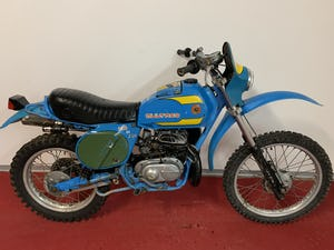 1978 Bultaco Frontera mk11 250cc well preserved!! For Sale (picture 7 of 12)