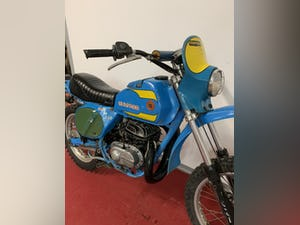 1978 Bultaco Frontera mk11 250cc well preserved!! For Sale (picture 11 of 12)