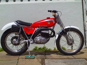 1976 BULTACO SHERPA T350 For Sale (picture 1 of 7)