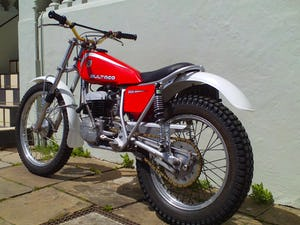 1976 BULTACO SHERPA T350 For Sale (picture 4 of 7)