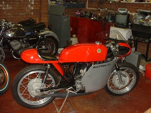 1968 Bultaco tss model 41 For Sale (picture 2 of 8)