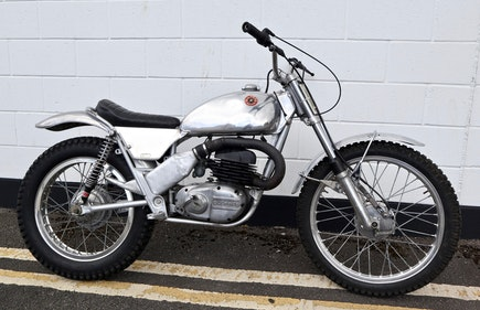 Picture of 1972/3 Bultaco Sherpa T350 Trails Bike - Very Good Original For Sale