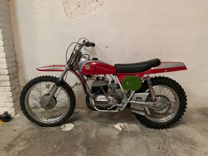 1968 Bultac. Pursang mk4 250 c.c. Perfect. For Sale (picture 1 of 2)